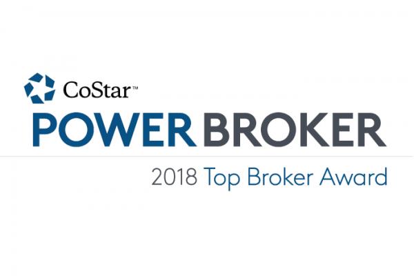Metro Receives Multiple 2018 Power Broker Awards from CoStar